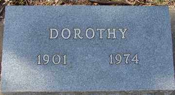HALVERSON, DOROTHY - Minnehaha County, South Dakota   DOROTHY HALVERSON - South Dakota Gravestone Photos