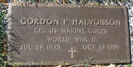 HALVERSON, GORDON P. - Minnehaha County, South Dakota | GORDON P. HALVERSON - South Dakota Gravestone Photos