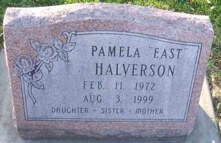 "HALVERSON, PAMELA ""EAST"" - Minnehaha County, South Dakota   PAMELA ""EAST"" HALVERSON - South Dakota Gravestone Photos"