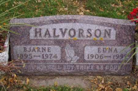 HALVORSON, BJARNE - Minnehaha County, South Dakota   BJARNE HALVORSON - South Dakota Gravestone Photos