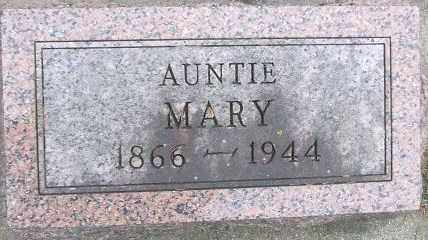 HANSEN, MARY - Minnehaha County, South Dakota | MARY HANSEN - South Dakota Gravestone Photos