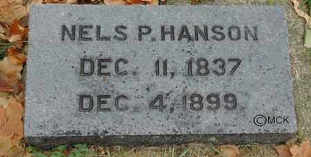 HANSON, NELS P. - Minnehaha County, South Dakota | NELS P. HANSON - South Dakota Gravestone Photos