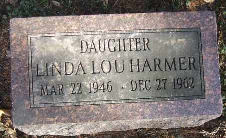 HARMER, LINDA LOU - Minnehaha County, South Dakota | LINDA LOU HARMER - South Dakota Gravestone Photos