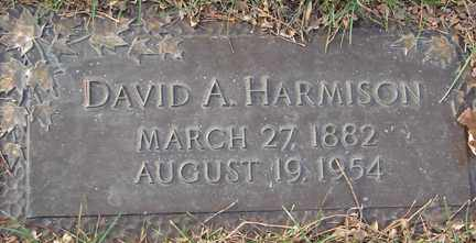 HARMISON, DAVID A. - Minnehaha County, South Dakota | DAVID A. HARMISON - South Dakota Gravestone Photos
