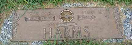 HARMS, IRENE M. - Minnehaha County, South Dakota | IRENE M. HARMS - South Dakota Gravestone Photos