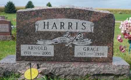 HARRIS, ARNOLD - Minnehaha County, South Dakota | ARNOLD HARRIS - South Dakota Gravestone Photos