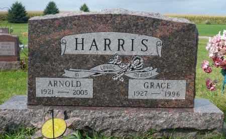 HARRIS, GRACE - Minnehaha County, South Dakota | GRACE HARRIS - South Dakota Gravestone Photos