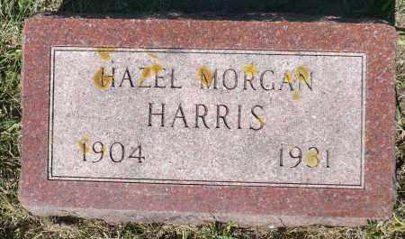 MORGAN HARRIS, HAZEL - Minnehaha County, South Dakota | HAZEL MORGAN HARRIS - South Dakota Gravestone Photos