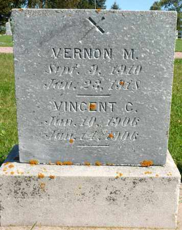 HARRIS, VINCENT C. - Minnehaha County, South Dakota | VINCENT C. HARRIS - South Dakota Gravestone Photos
