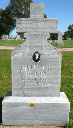 HARRIS, WILLIAM O. - Minnehaha County, South Dakota | WILLIAM O. HARRIS - South Dakota Gravestone Photos