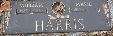 HARRIS, MARIE - Minnehaha County, South Dakota | MARIE HARRIS - South Dakota Gravestone Photos