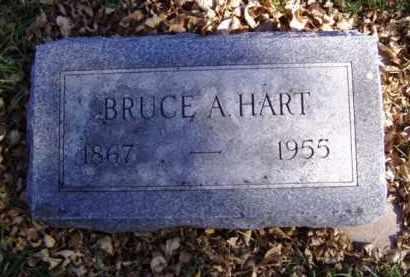 HART, BRUCE A. - Minnehaha County, South Dakota   BRUCE A. HART - South Dakota Gravestone Photos
