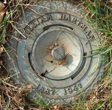 HARTMAN, WILLIAM - Minnehaha County, South Dakota   WILLIAM HARTMAN - South Dakota Gravestone Photos