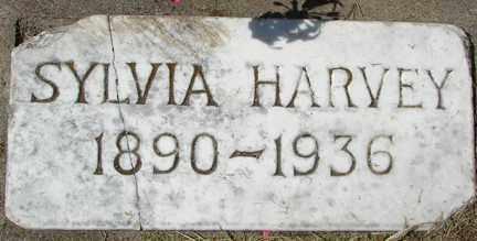 HARVEY, SYLVIA - Minnehaha County, South Dakota | SYLVIA HARVEY - South Dakota Gravestone Photos