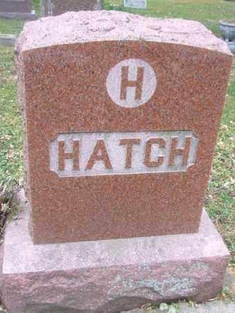 HATCH, FAMILY STONE - Minnehaha County, South Dakota | FAMILY STONE HATCH - South Dakota Gravestone Photos