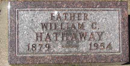 HATHAWAY, WILLIAM C. - Minnehaha County, South Dakota | WILLIAM C. HATHAWAY - South Dakota Gravestone Photos