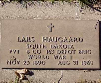 HAUGAARD, LARS - Minnehaha County, South Dakota | LARS HAUGAARD - South Dakota Gravestone Photos