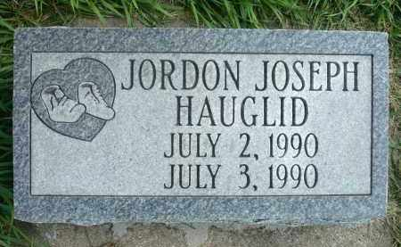 HAUGLID, JORDON JOSEPH - Minnehaha County, South Dakota | JORDON JOSEPH HAUGLID - South Dakota Gravestone Photos