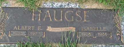 HAUGSE, ISABELLE - Minnehaha County, South Dakota | ISABELLE HAUGSE - South Dakota Gravestone Photos