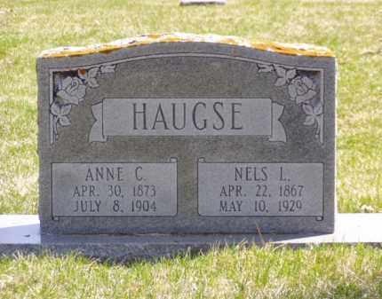 SEVERSON HAUGSE, ANNE CORNELIA - Minnehaha County, South Dakota | ANNE CORNELIA SEVERSON HAUGSE - South Dakota Gravestone Photos
