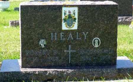 HEALY, ROBERT B. - Minnehaha County, South Dakota | ROBERT B. HEALY - South Dakota Gravestone Photos