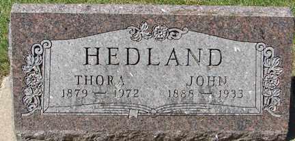 HEDLAND, JOHN - Minnehaha County, South Dakota | JOHN HEDLAND - South Dakota Gravestone Photos