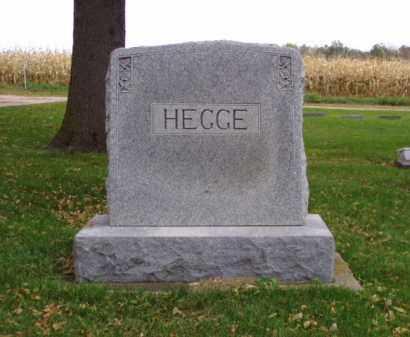 HEGGE, FAMILY MARKER - Minnehaha County, South Dakota   FAMILY MARKER HEGGE - South Dakota Gravestone Photos