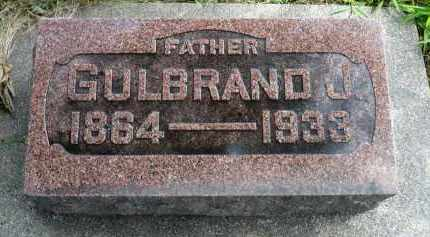 HEGGEN, GULBRAND J. - Minnehaha County, South Dakota   GULBRAND J. HEGGEN - South Dakota Gravestone Photos