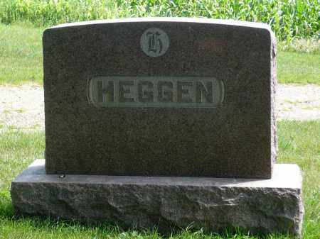 HEGGEN, GENA - Minnehaha County, South Dakota | GENA HEGGEN - South Dakota Gravestone Photos