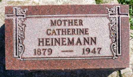 HEINEMANN, CATHERINE - Minnehaha County, South Dakota | CATHERINE HEINEMANN - South Dakota Gravestone Photos