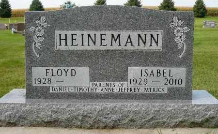 HEINEMANN, FLOYD - Minnehaha County, South Dakota | FLOYD HEINEMANN - South Dakota Gravestone Photos