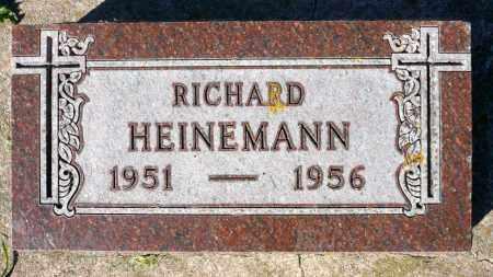 HEINEMANN, RICHARD - Minnehaha County, South Dakota | RICHARD HEINEMANN - South Dakota Gravestone Photos