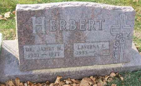 HERBERT, LAVERNA K. - Minnehaha County, South Dakota | LAVERNA K. HERBERT - South Dakota Gravestone Photos