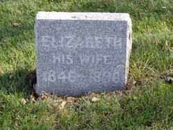 HERR, ELIZABETH - Minnehaha County, South Dakota | ELIZABETH HERR - South Dakota Gravestone Photos