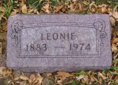 HESS, LEONIE - Minnehaha County, South Dakota | LEONIE HESS - South Dakota Gravestone Photos