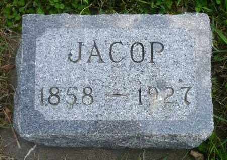 HILDAHL, JACOP - Minnehaha County, South Dakota   JACOP HILDAHL - South Dakota Gravestone Photos