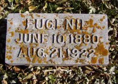 HILL, EUGENIE - Minnehaha County, South Dakota | EUGENIE HILL - South Dakota Gravestone Photos