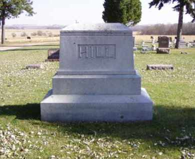 HILL, FAMILY MARKER - Minnehaha County, South Dakota | FAMILY MARKER HILL - South Dakota Gravestone Photos