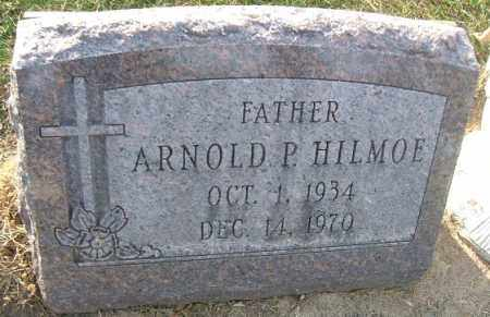 HILMOE, ARNOLD P. - Minnehaha County, South Dakota | ARNOLD P. HILMOE - South Dakota Gravestone Photos
