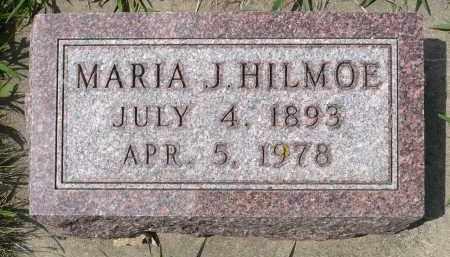 HILMOE, MARIA J. - Minnehaha County, South Dakota   MARIA J. HILMOE - South Dakota Gravestone Photos