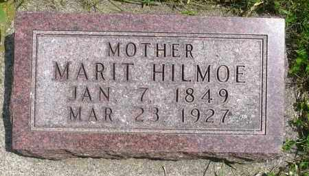 HILMOE, MARIT - Minnehaha County, South Dakota   MARIT HILMOE - South Dakota Gravestone Photos