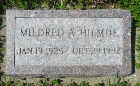 HILMOE, MILDRED A. - Minnehaha County, South Dakota | MILDRED A. HILMOE - South Dakota Gravestone Photos