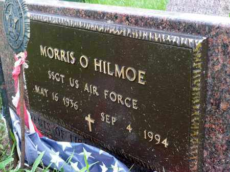 HILMOE, MORRIS O. (MILITARY) - Minnehaha County, South Dakota | MORRIS O. (MILITARY) HILMOE - South Dakota Gravestone Photos