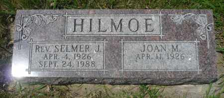 HILMOE, SELMER J. REV. - Minnehaha County, South Dakota | SELMER J. REV. HILMOE - South Dakota Gravestone Photos