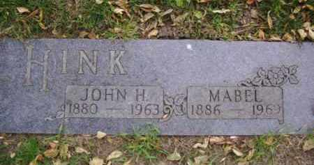 HINK, JOHN H. - Minnehaha County, South Dakota | JOHN H. HINK - South Dakota Gravestone Photos