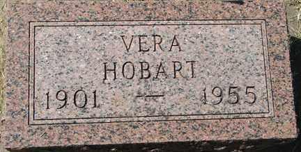 HOBART, VERA - Minnehaha County, South Dakota | VERA HOBART - South Dakota Gravestone Photos