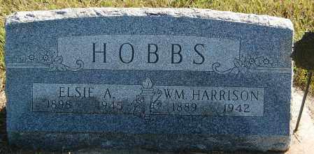 HOBBS, ELSIE A. - Minnehaha County, South Dakota | ELSIE A. HOBBS - South Dakota Gravestone Photos