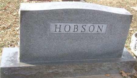 HOBSON, FAMILY STONE - Minnehaha County, South Dakota | FAMILY STONE HOBSON - South Dakota Gravestone Photos