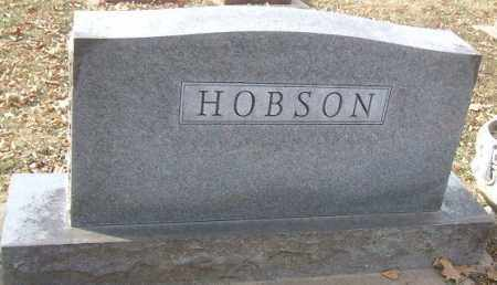 HOBSON, FAMILY STONE - Minnehaha County, South Dakota | FAMILY STONE HOBSON - South Dakota Gravestone Photos