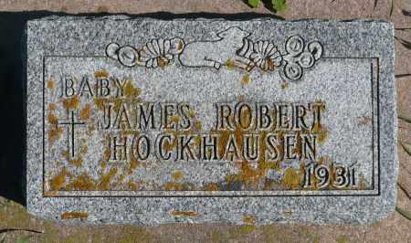 HOCKHAUSEN, JAMES ROBERT - Minnehaha County, South Dakota | JAMES ROBERT HOCKHAUSEN - South Dakota Gravestone Photos
